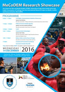 UCT-MeCoDEM-Poster-2016