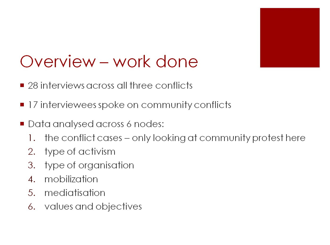 conflict in society essay
